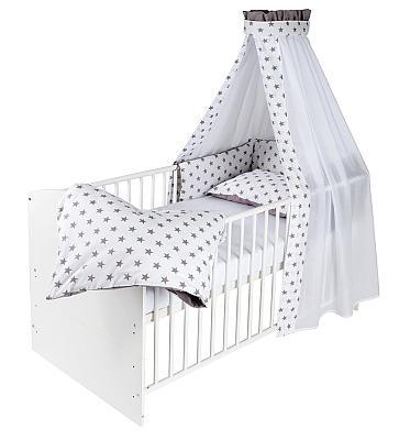 Das komplette Baby-Bett-Set von Schardt bestellen