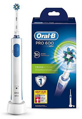 Den Bestseller der elektrischen Zahnbürsten ORAL-B pro bestellen