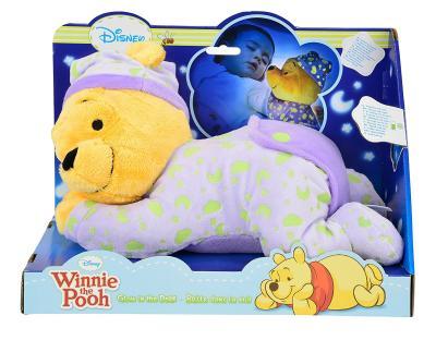 Den kuscheligen Winnie Puuh Gute Nacht Bär von Simba bestellen