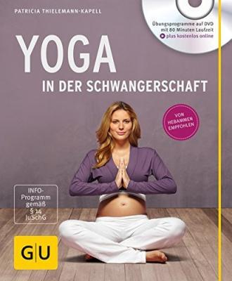 Das Buch - Yoga in der Schwangerschaft mit DVD - bestellen