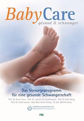 Das Buch - BabyCare - gesund und schwanger - bestellen