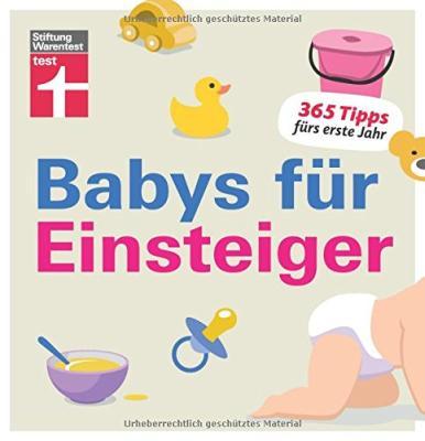 Das Buch - Babys für Einsteiger von Stiftung Warentest - bestellen