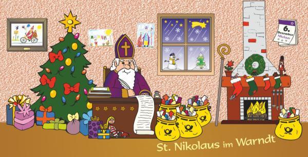 Zur Webseite des Nikolaus-Postamtes >>>