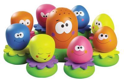 Das lustige Wasserspielzeug Okto Plantschis von Tomy bestellen