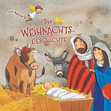 Die Weihnachtsgeschichte als Bilderbuch bestellen