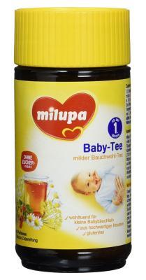 Den Baby-Bauchwohl-Tee von Milupa bestellen