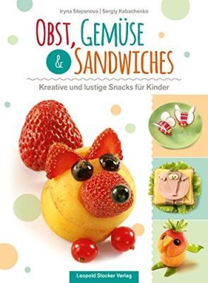 Das Buch - Obst, Gemüse & Sandwiches - bestellen