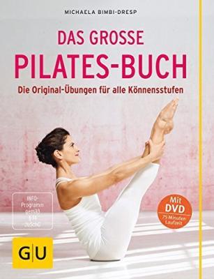 Das große Pilates-Buch mit DVD von GU bestellen