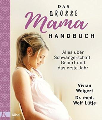 Das Große Mama-Buch - alles über Schwangerschaft und Geburt bestellen