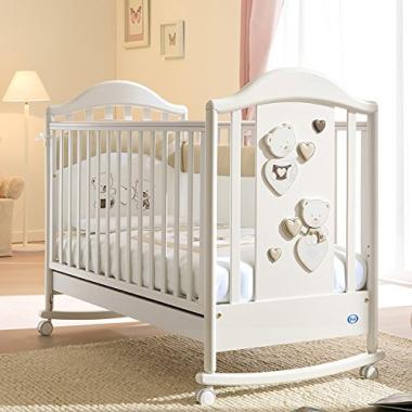 Das Kinderbett Celine von Pali in weiss bestellen