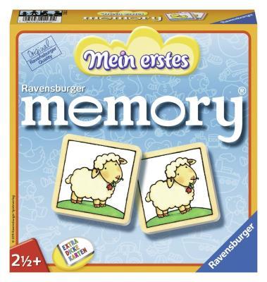 Das Spiel - Mein erstes Memory - von Haba bestellen