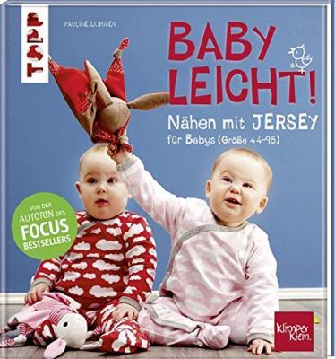 Das Buch - Nähen mit JERSEY - babyleicht! - bestellen