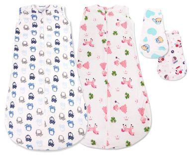 Den Sommer-Baby-Schlafsack von iQ-med bestellen