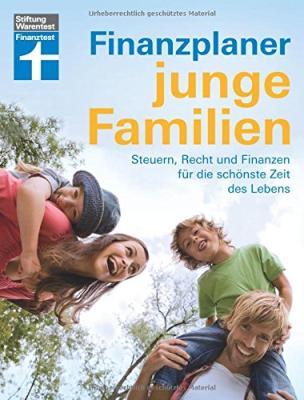 Den Finanzplaner junger Familien von Stiftung Warentest bestellen