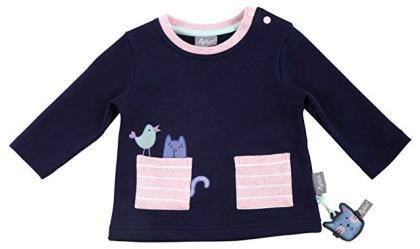 Das Langarm-Sweatshirt für Mädchen von Sigikid bestellen