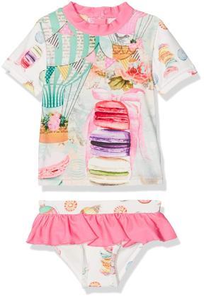 Das Pezzo Doro Baby-Mädchen Badebekleidungsset bestellen