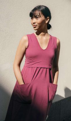 Das Stillkleid von Boob Design in verschieden Farben kaufen