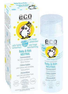 Die Sonnencreme LSF 50+ von eco cosmetics bestellen