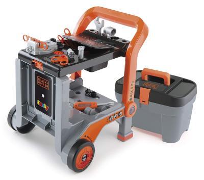 Den Werkzeugkasten Black&Decker von Smoby kaufen