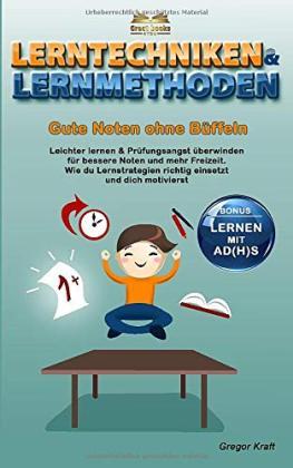 Das Buch - Lerntechniken und Lernmethoden - bestellen