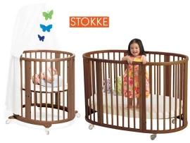 Das 3in1-Kinderbett von Stokke bestellen