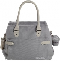 BEABA Stockholm Diaper Bag - Gray by BEABA