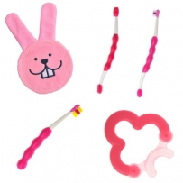 MAM 999553 - Oral Care Set / Zahnpflege Set, pink
