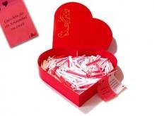 Die Herzbox - der Liebesbeweis mit Überraschung - bestellen