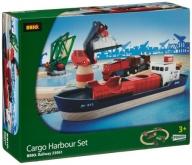 Das große Brio-Containerhafen-Set kaufen