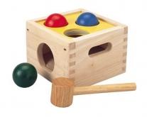 Das Klopf-Kugel-Spiel von PlanToys bestellen